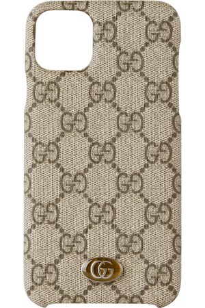Gucci Phones - Beige Ophidia GG iPhone 11 Max Case