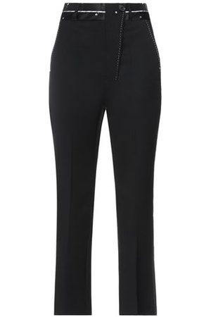High Women Trousers - TROUSERS - Casual trousers