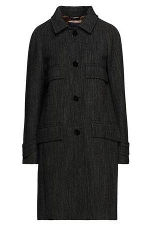 BLUE LES COPAINS Women Coats - COATS & JACKETS - Coats