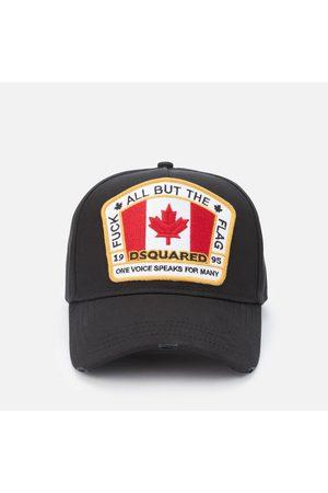Dsquared2 Men Hats - Men's Flag Baseball Cap
