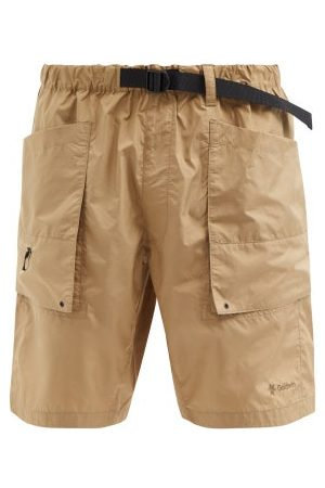 GOLDWIN Men Sports Shorts - Element Mount Ripstop Cargo Shorts - Mens