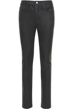 AMIRI Stretch Leather Pants