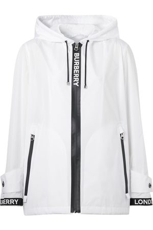 Burberry Women Jackets - Everton Econyl Windbreaker Jacket