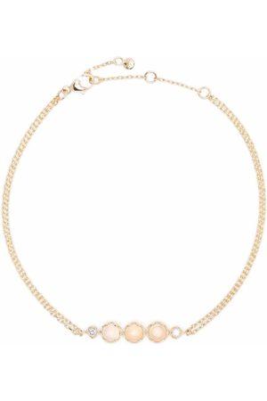 Dinny Hall Women Bracelets - 14kt yellow opal and diamond bracelet