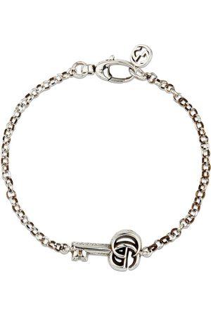 Gucci Men Bracelets - Marmont key bracelet