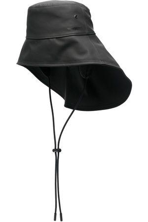 Burberry Men Hats - Elongated-brim bucket hat