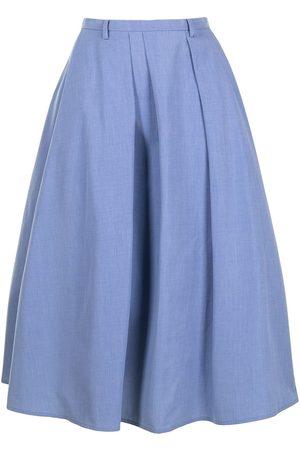 SOFIE D'HOORE A-line midi skirt