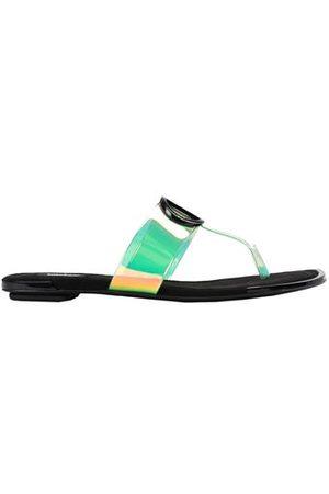 DKNY Women Sandals - FOOTWEAR - Toe post sandals