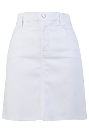 Calvin Klein DENIM - Denim skirts