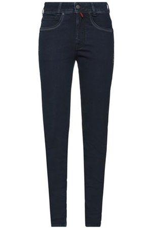 HIGH Women Trousers - DENIM - Denim trousers