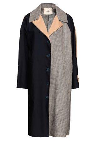 BARENA COATS & JACKETS - Overcoats