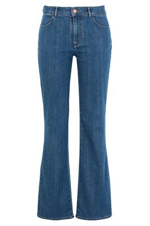 See by Chloé Women Trousers - DENIM - Denim trousers