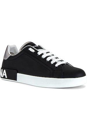 Dolce & Gabbana Men Trainers - Portofino Sneakers in