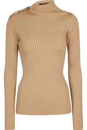 Proenza Schouler Women Tops - Ribbed-knit top
