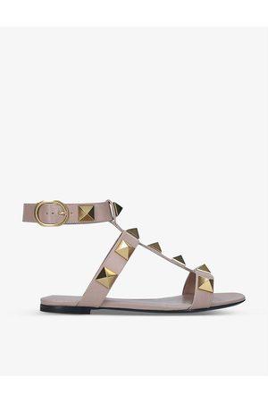 Valentino Garavani Roman Stud leather sandals