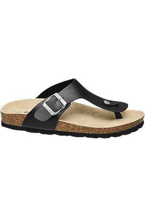 Graceland Women Sandals - Ladies Toe Post Footbed Sandals