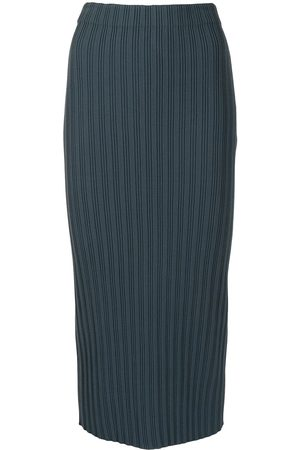 PROENZA SCHOULER WHITE LABEL Ribbed-knit pencil skirt