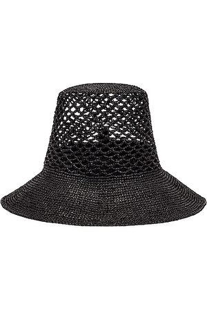 Janessa Leone Lynda Packable Bucket Hat in