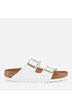 Women Sandals - Birkenstock Women's Patent Arizona Double Strap Sandals