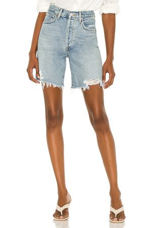 Citizens of Humanity Camilla Frayed Hem Short in . Size 24, 25, 26, 27, 28, 29, 30, 31, 32.