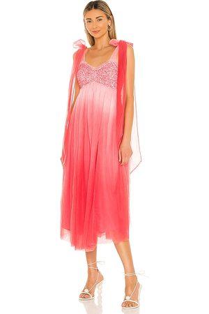 LOVESHACKFANCY Romia Dress in . Size 2, 4, 6.
