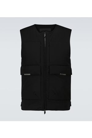 A-cold-wall* Men Body Warmers - Paneled multi-pocket gilet