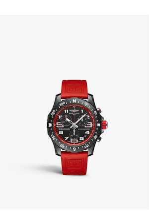 Breitling Men Watches - X82310D91B1S1 Endurance Pro Breitlight® and rubber Thermocompensated SuperQuartz™ watch
