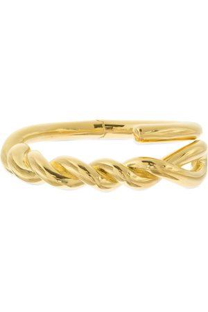 Bottega Veneta Men Bracelets - Twisted Rigid Bracelet