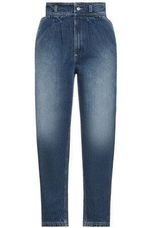 VICOLO Women Trousers - DENIM - Denim trousers