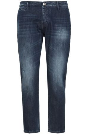 0/ZERO CONSTRUCTION DENIM - Denim trousers