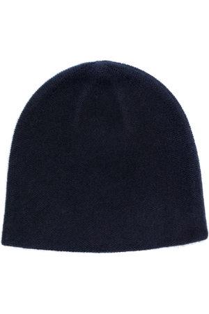 N.PEAL Men Beanies - Cashmere knitted beanie