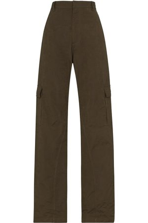 Bianca Saunders Men Trousers - X Future Icons cargo trousers