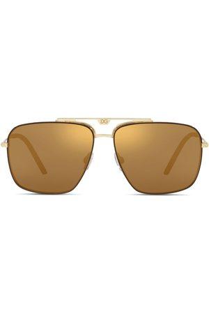 Dolce & Gabbana Eyewear Navigator-frame sunglasses