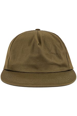 FEAR OF GOD 5 Panel Hat in Olive