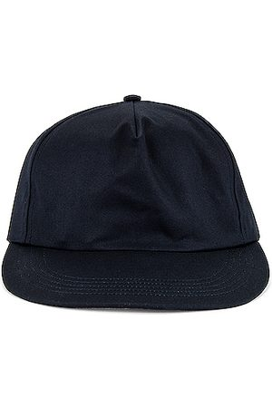 FEAR OF GOD 5 Panel Hat in Navy