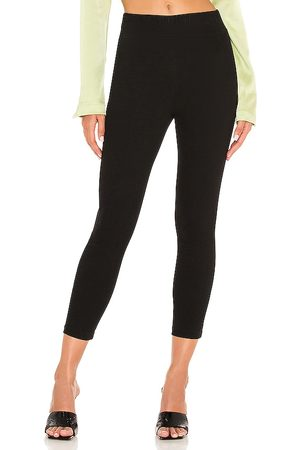 L'Agence Rosalie High Rise Pedal Pusher in . Size XS, S, M, XL.