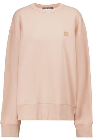 Acne Studios Fonbar Face cotton sweatshirt