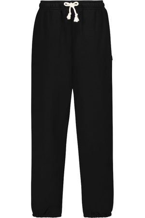 Acne Studios Frack Face cotton sweatpants