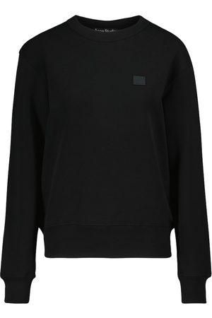 Acne Studios Fairah Face cotton sweatshirt