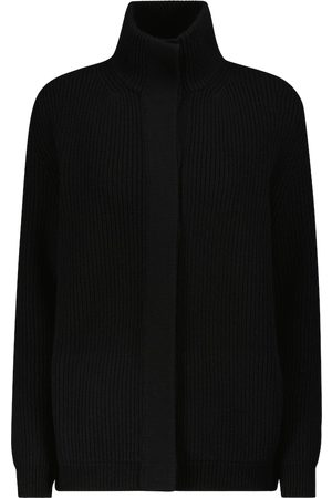 Tom Ford Ribbed-knit wool and cashmere cardigan