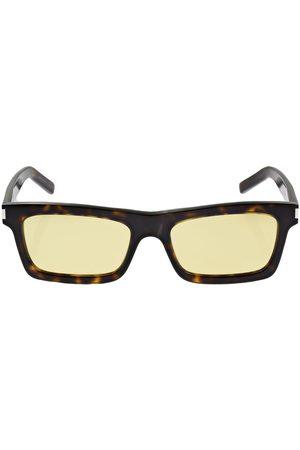 Saint Laurent Women Sunglasses - Ysl Sl 461 Squared Acetate Sunglasses