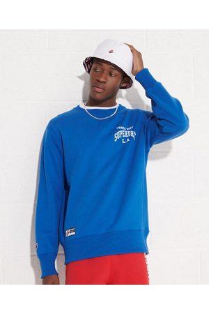 Superdry Varsity Arch Mini Crew Sweatshirt