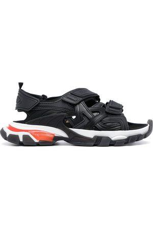 Balenciaga Track panelled sandals