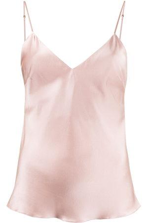 Gilda & Pearl Women Singlets - Sophia stretch-silk camisole
