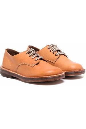Pèpè Cuoio leather brogues