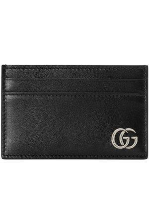 Gucci Interlocking GG plaque cardholder