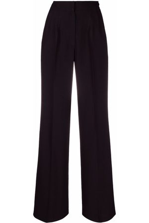 Raquette Onyx flared trousers