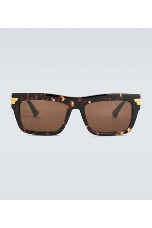 Bottega Veneta Men Sunglasses - Acetate frame sunglasses