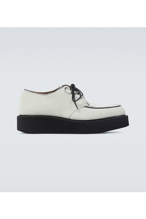 Marni Men Loafers - Jonny lace-up leather shoes