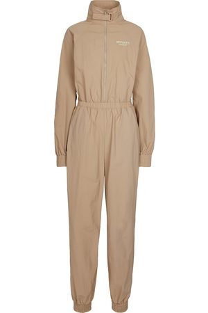 ROTATE Cliera recycled nylon jumpsuit